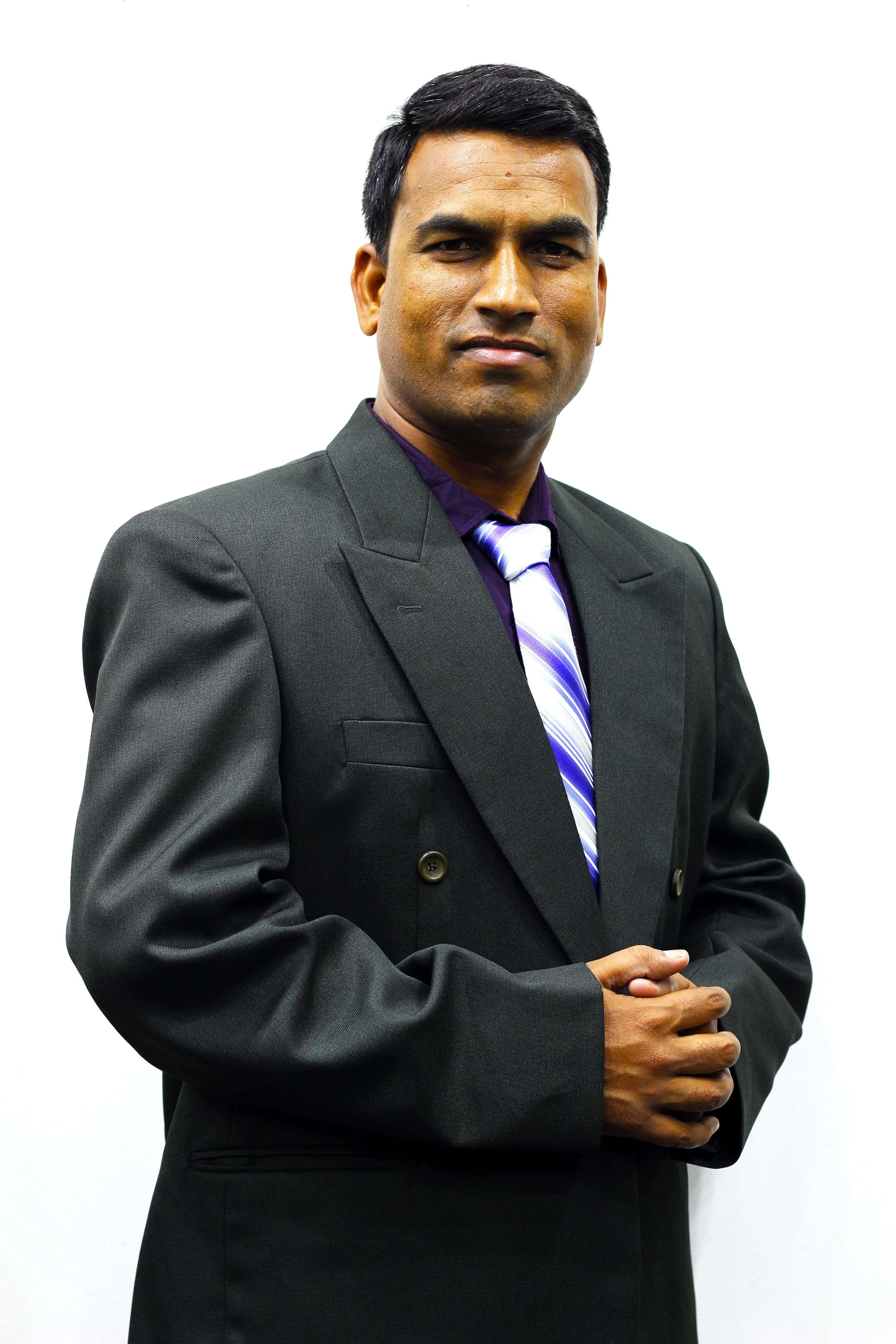 Naveen Kumar Jain- Team Member