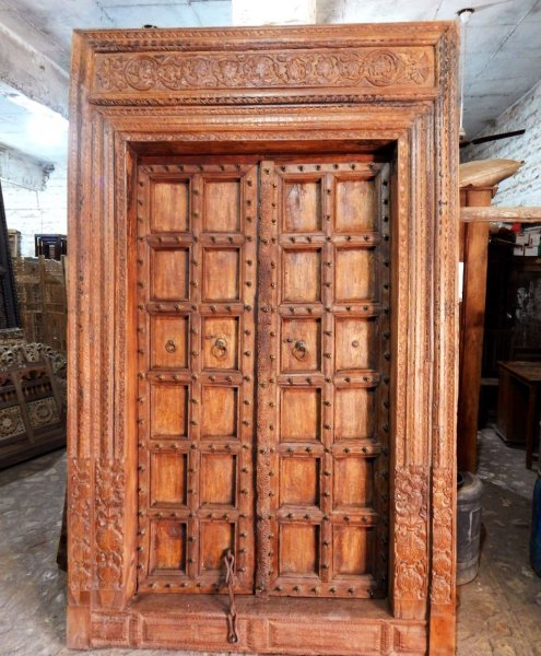 Antique Doors & Arches - Indian Home Art