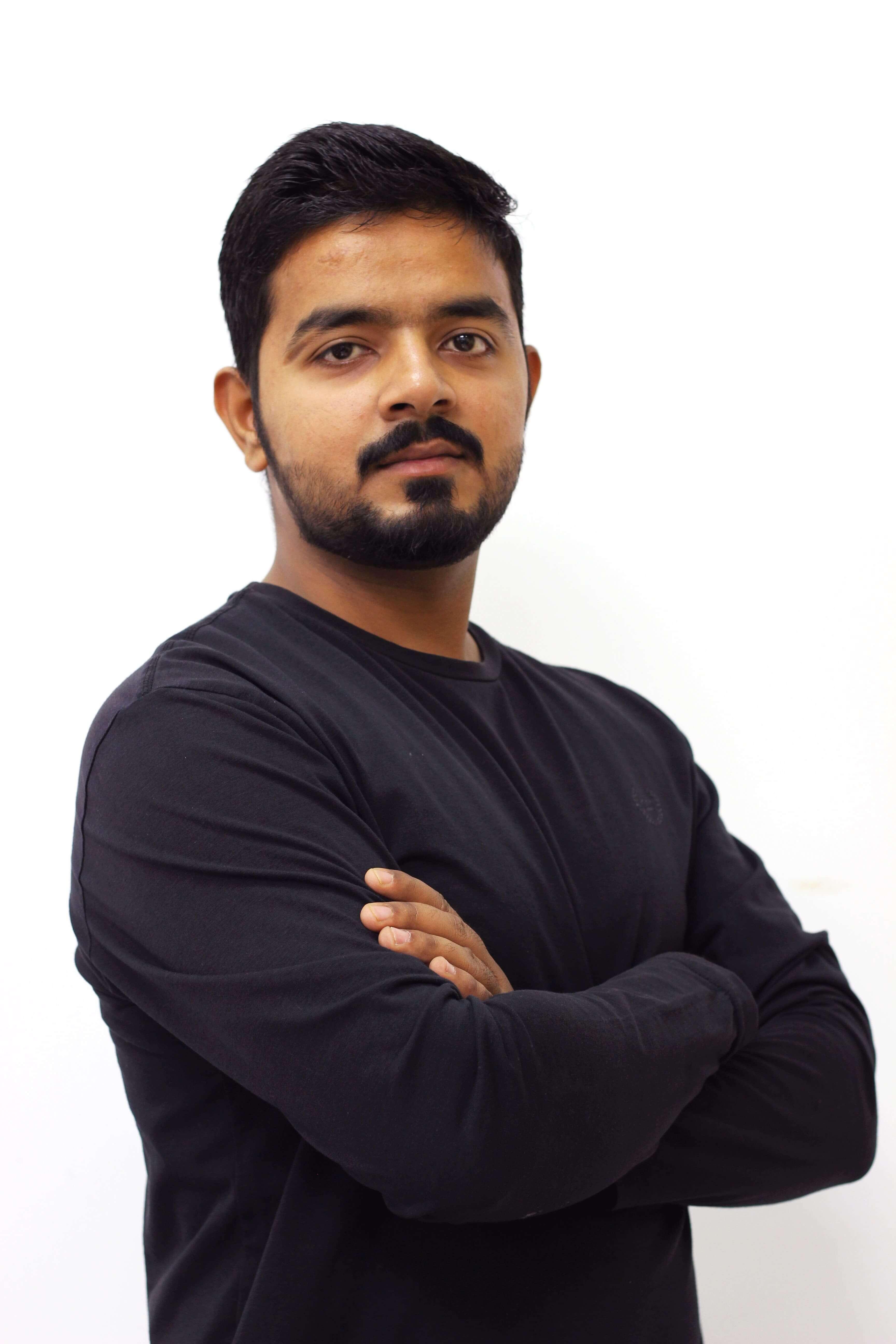 Arbab Hasan - Team Member