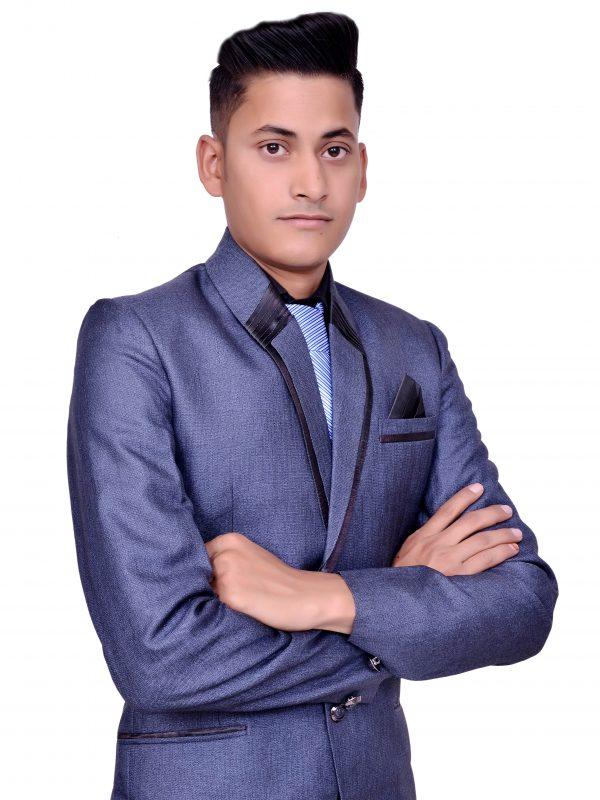 Sajid Hussain- Team Member
