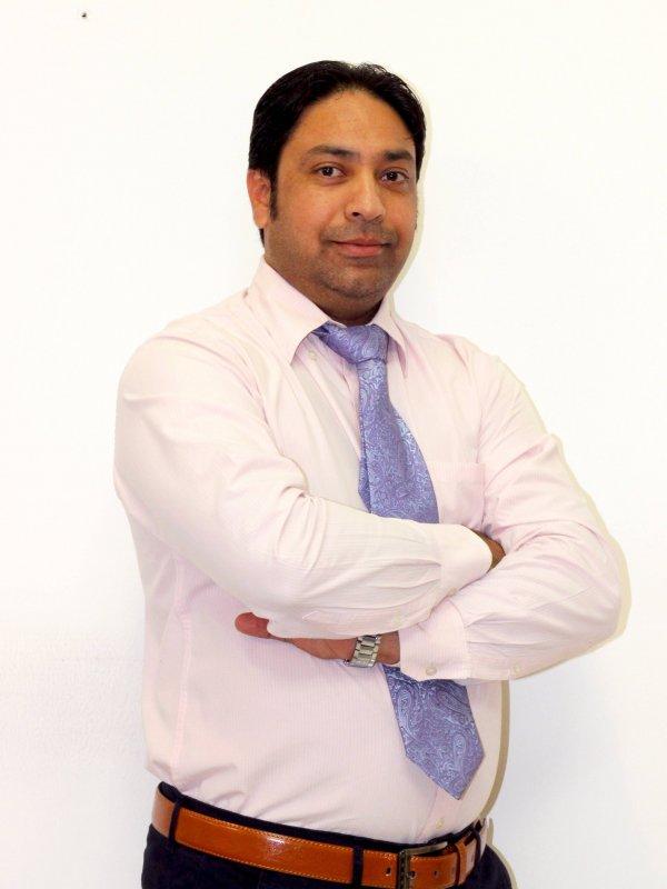 Shahar Yar- Team Member