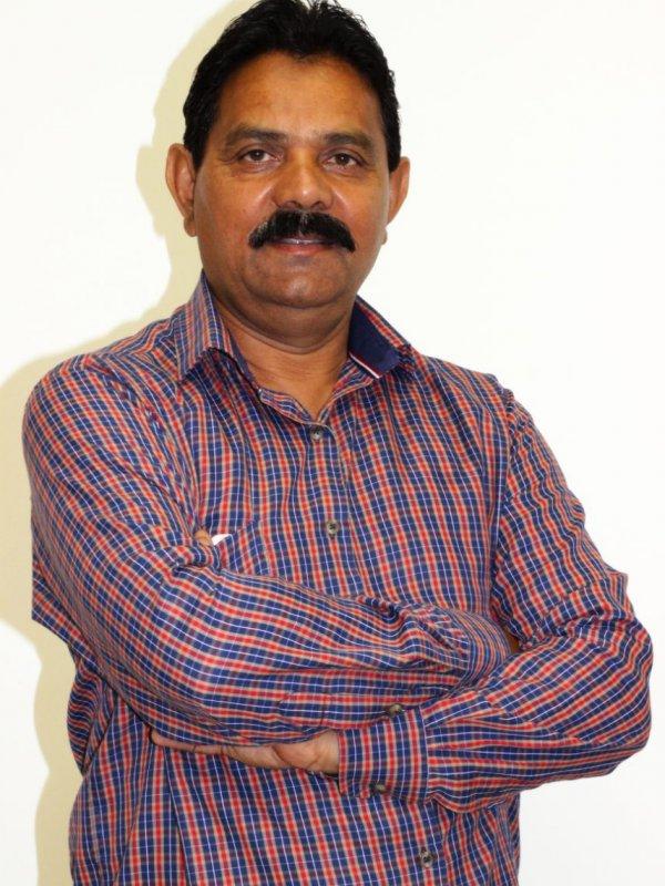 Khaled Hasan- Team Member