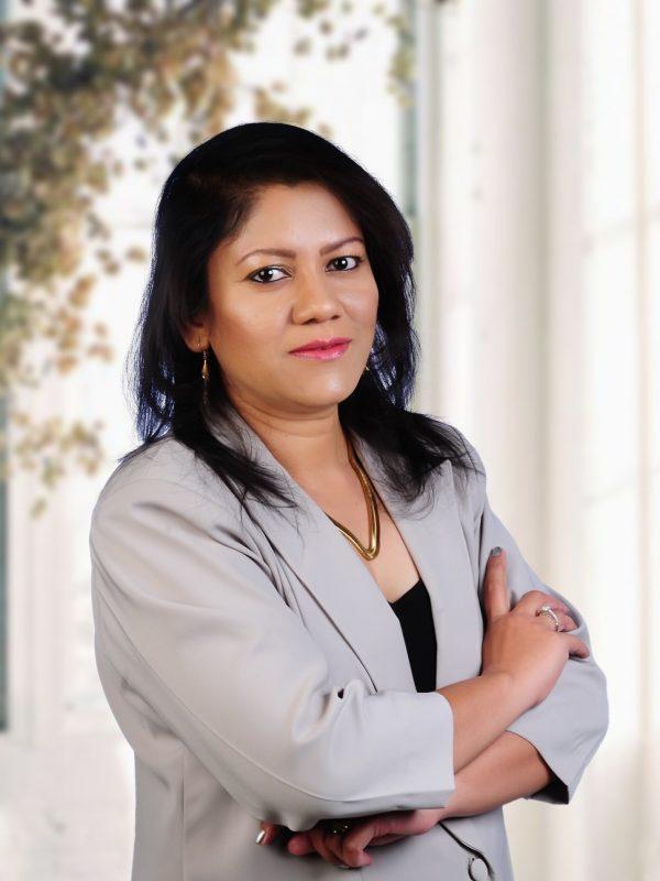 Valerina Christine Fernandes - Founder
