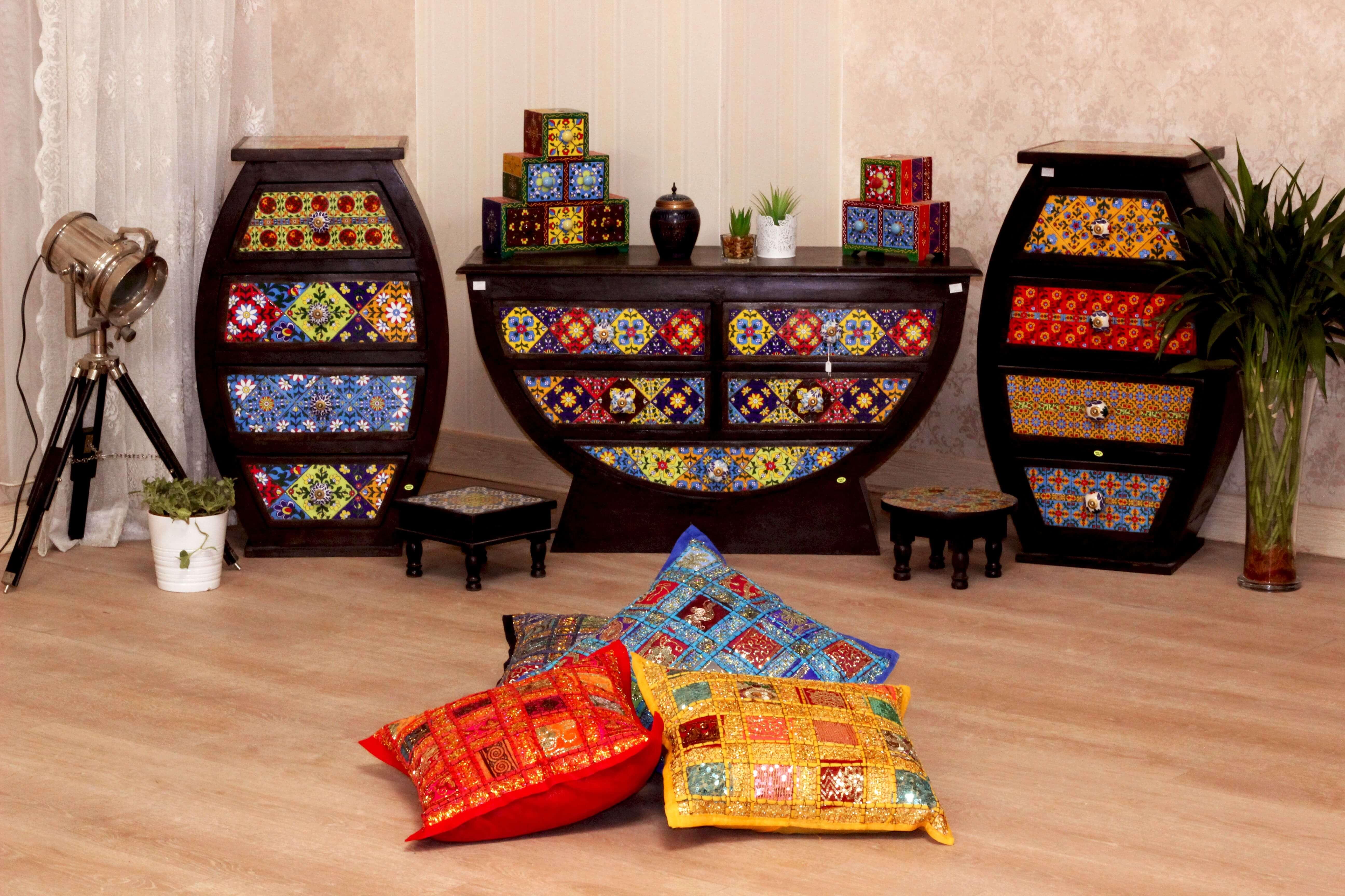 The Art of Interior Decor - India Home Art